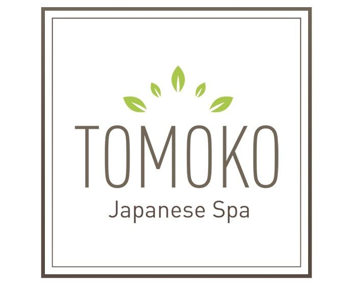 tomoko japanese spa - לוגו